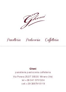 logo Gheni